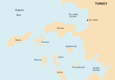 Dodecanese Islands Sailing Holidays And Yacht Charter