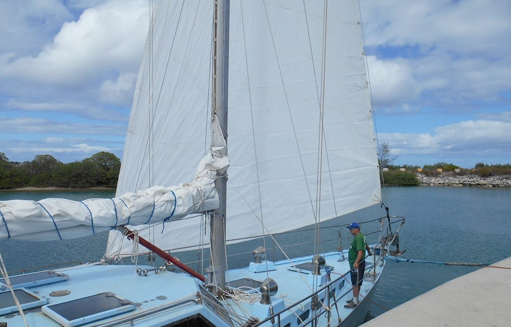 67-Foot Yacht for Sale in Wake Island