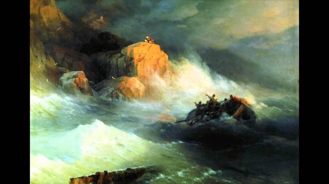 Shipwreck, 1876