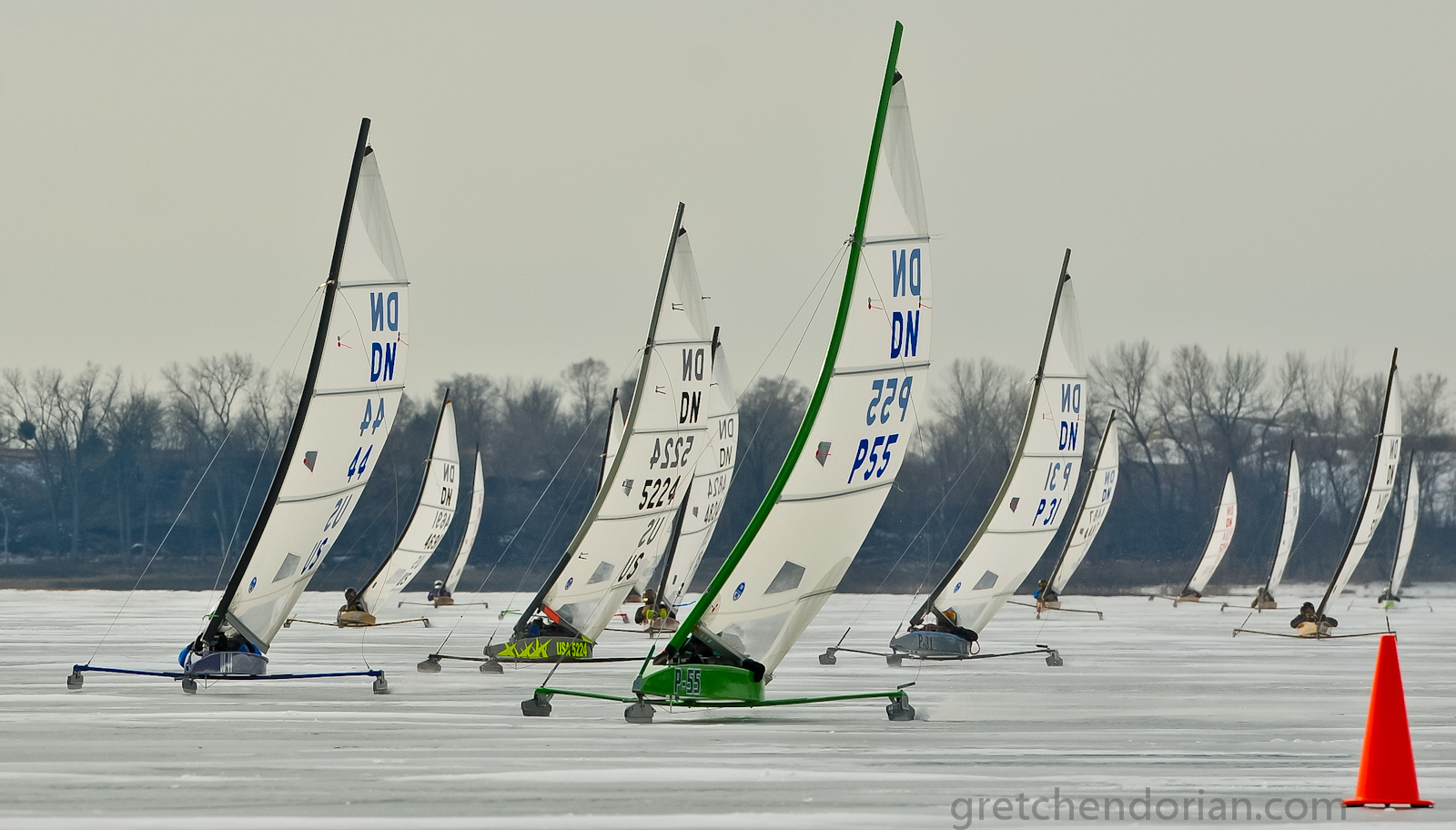 Iceboating A Little History And Perspective