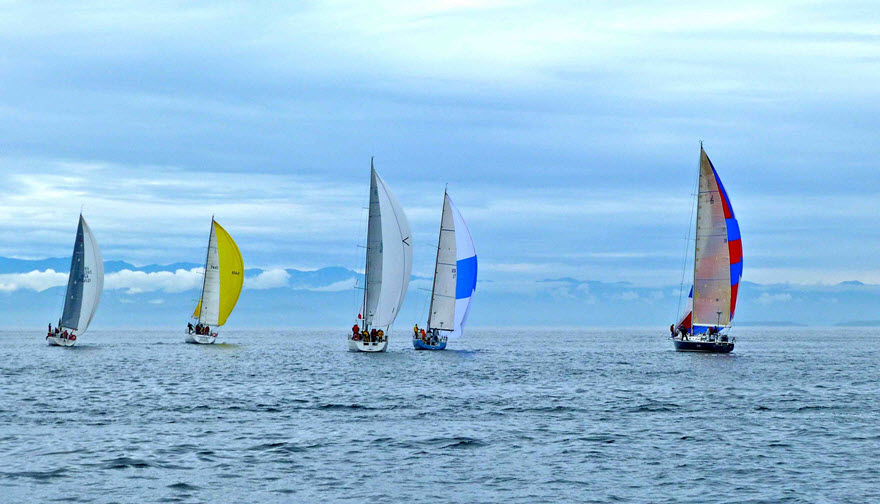 From Victoria To Maui With Love Gtgt Scuttlebutt Sailing News