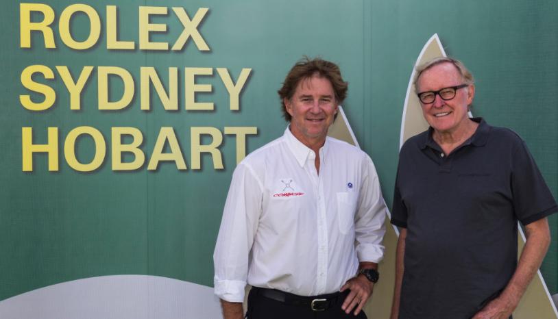 Sydney Hobart Race For Line Honours Wide Open