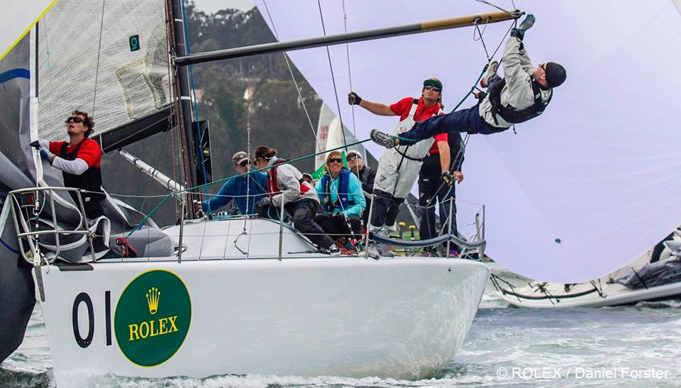 Classic Opener For Rolex Big Boat Series Gtgt Scuttlebutt Sailing News