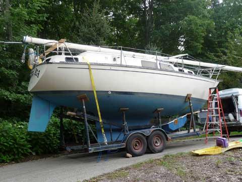 S2 92C 30 1982 Harbor Springs Michigan Sailboat For