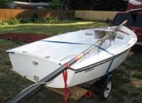 Holder 14 sailboat for sale