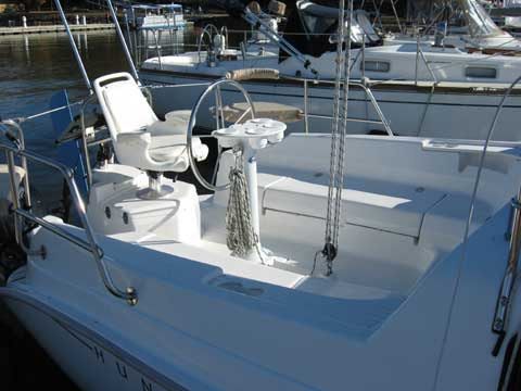 Hunter 260 sailboat for sale