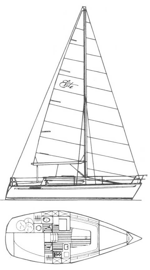 Kirie Elite 29 sailboat for sale