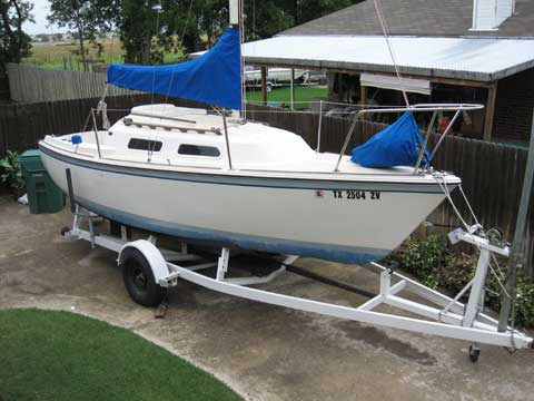 Oday 22 sailboat for sale