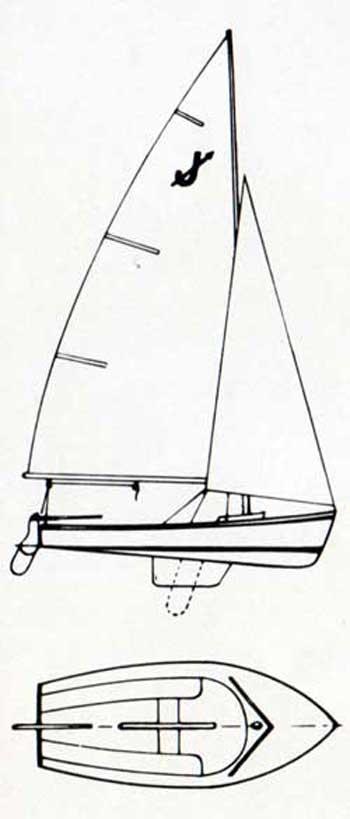 O'day Javelin, 1983, Tampa, Florida sailboat for sale