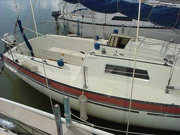 San Juan 77 sailboat for sale