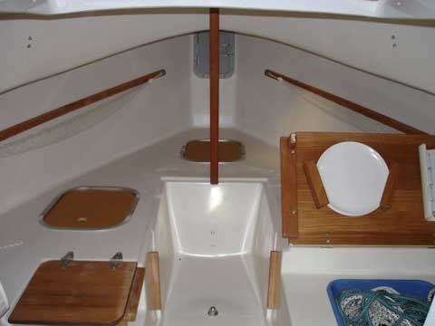 Seaward Fox 17 sailboat for sale