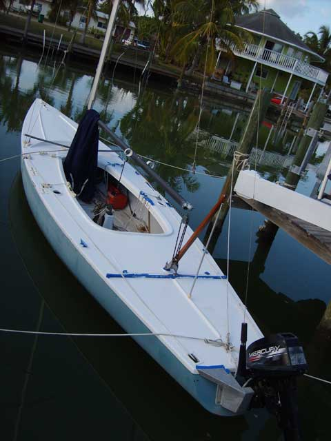 Soling 26 sailboat for sale