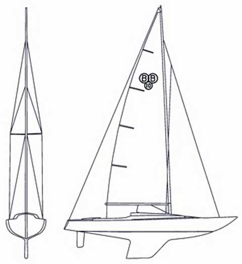 BB 10 Meter 1984 Annapolis Maryland Sailboat For Sale