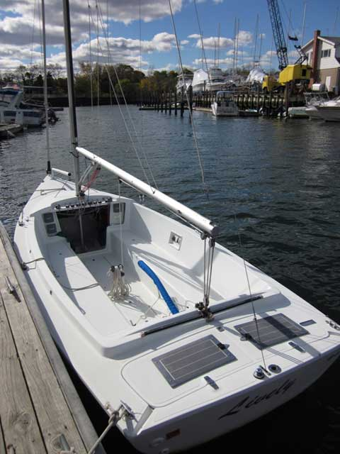 Harbor 20 2006 Huntington New York sailboat for sale