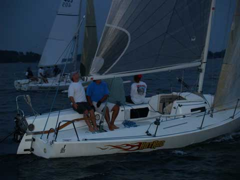 J 80 2002 Hanover Maryland Sailboat For Sale From Sailing Texas Yacht For Sale