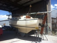 Montgomery 23, 1983, Tucson, Arizona, sailboat for sale ...
