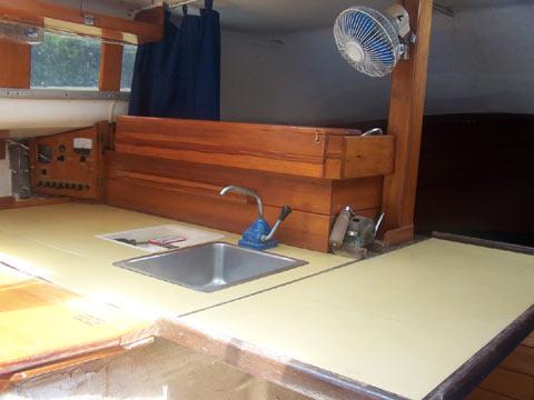 Aquarius 21 sailboat for sale