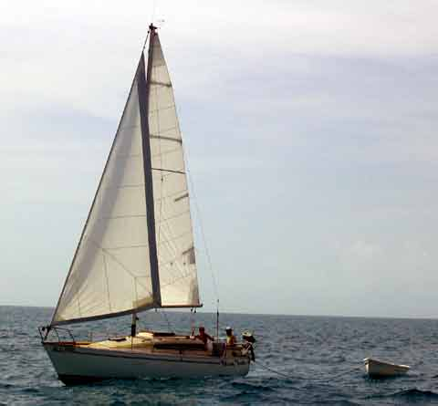 Beneteau First 26 Sailboat For Sale