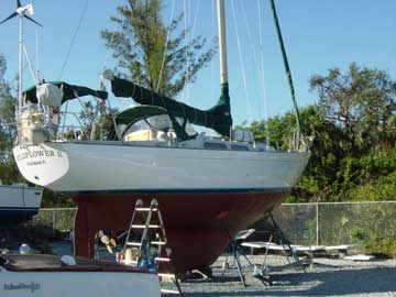 1978 Camper Amp Nicholson 35 Yacht For Sale