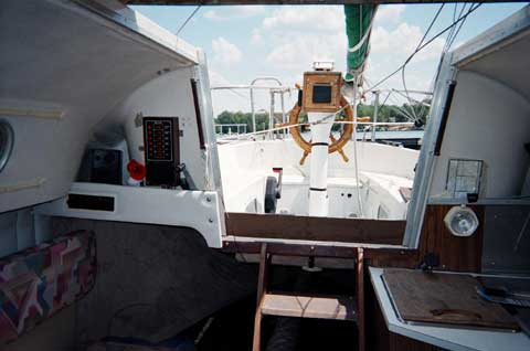 Chrysler 26 sailboat for sale