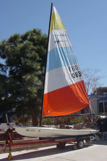 Chrysler Dagger Sailboat For Sale