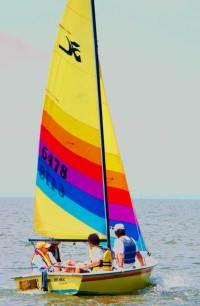 Hobie Holder 14 sailboat for sale