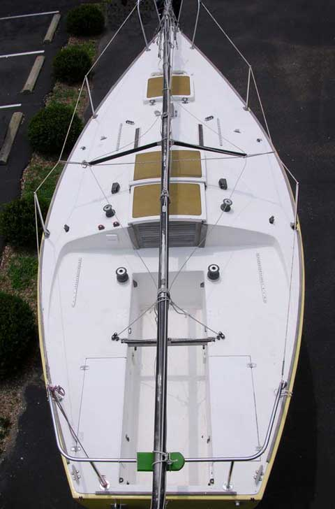 J24 sailboat for sale
