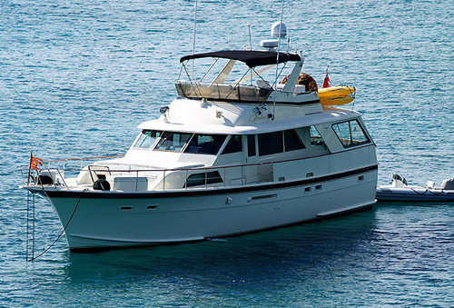 motor yacht analisa