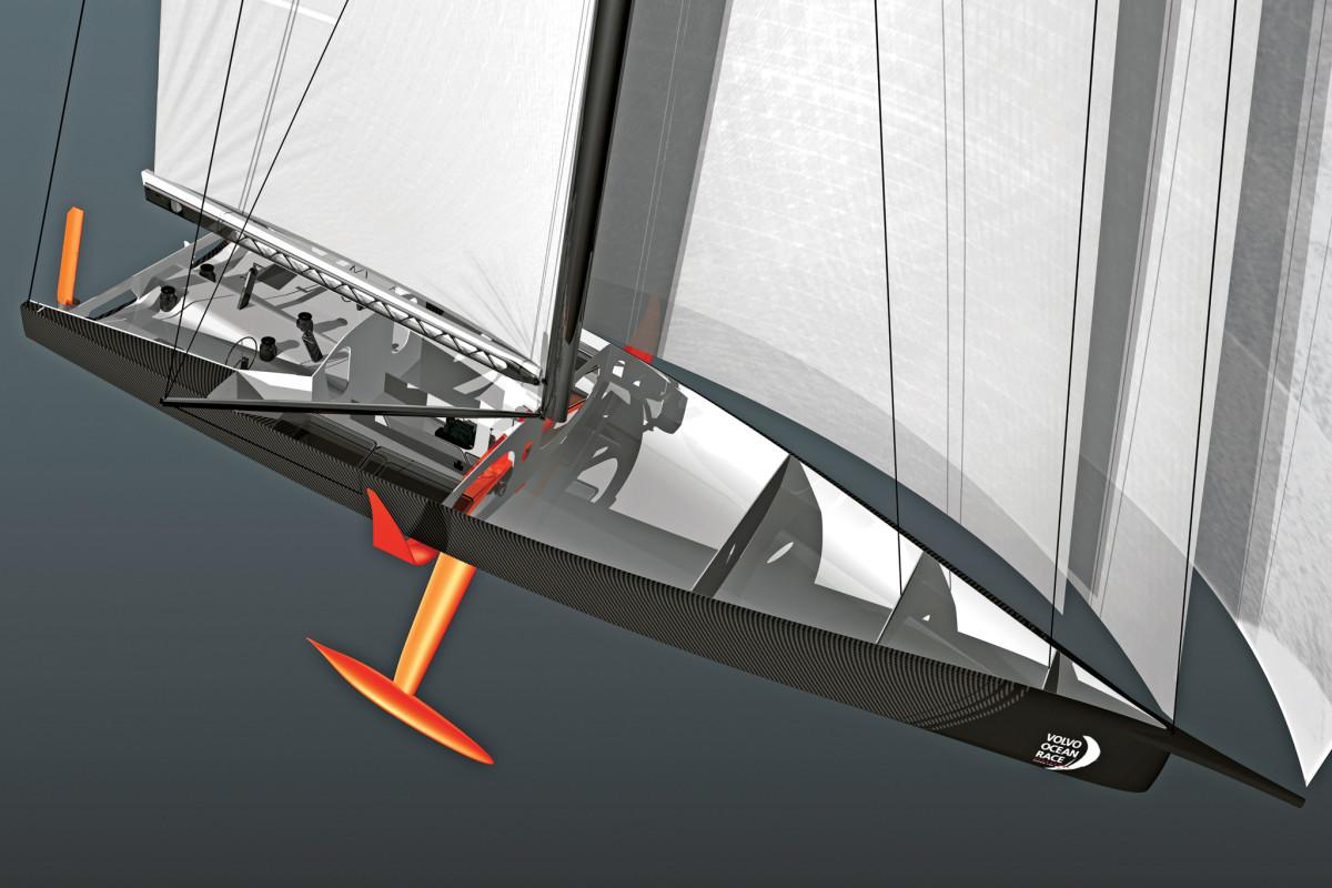New Look VOR Boats Sail Magazine
