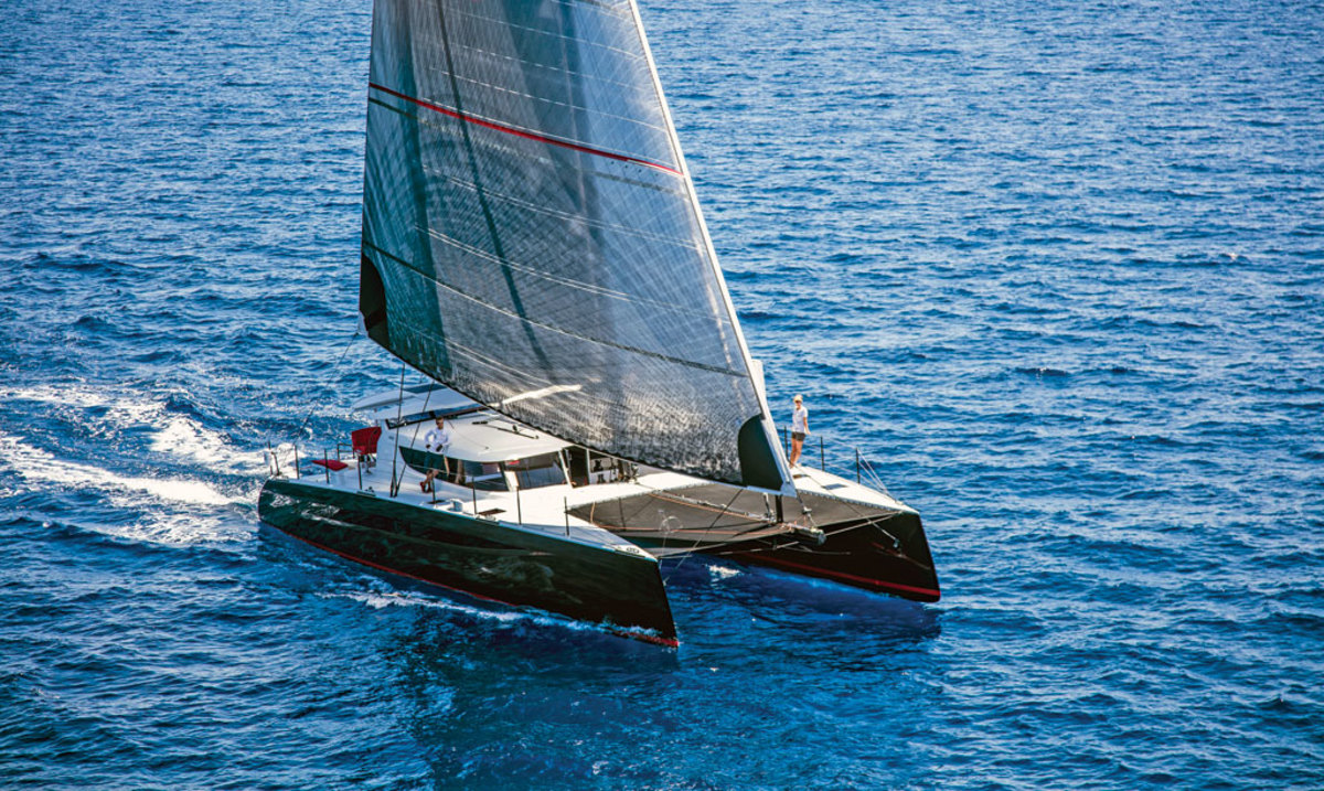 Boat Review HH66 Sail Magazine