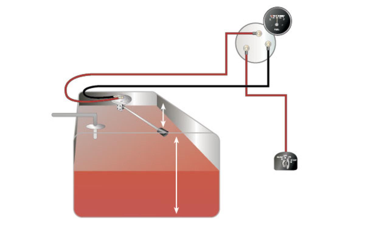 sea pro wiring diagram vdo fuel gauge | car block wiring diagram sea  pro wiring diagram