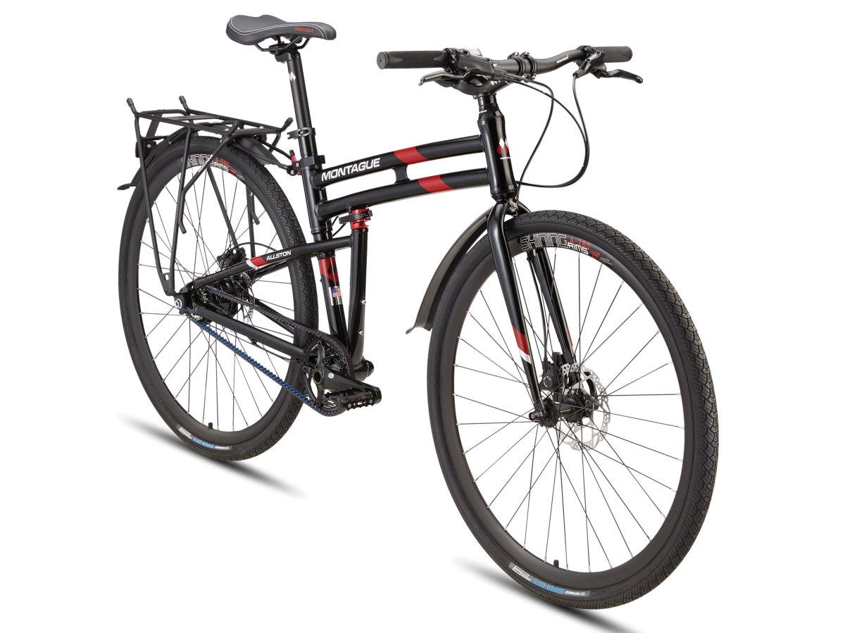Gear Montague Allston Folding Bike