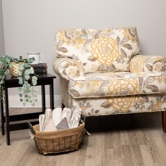 Where To Get Chairs Reupholstered Fisher Price High Chair Space Saver How Reupholster An Armchair Video Sailrite Our We Re Going Make Over
