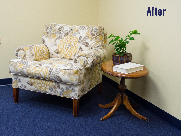 How To Reupholster An Armchair Sailrite