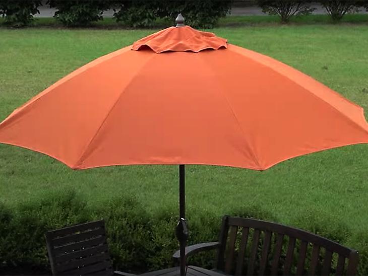 how to sew a patio umbrella sailrite