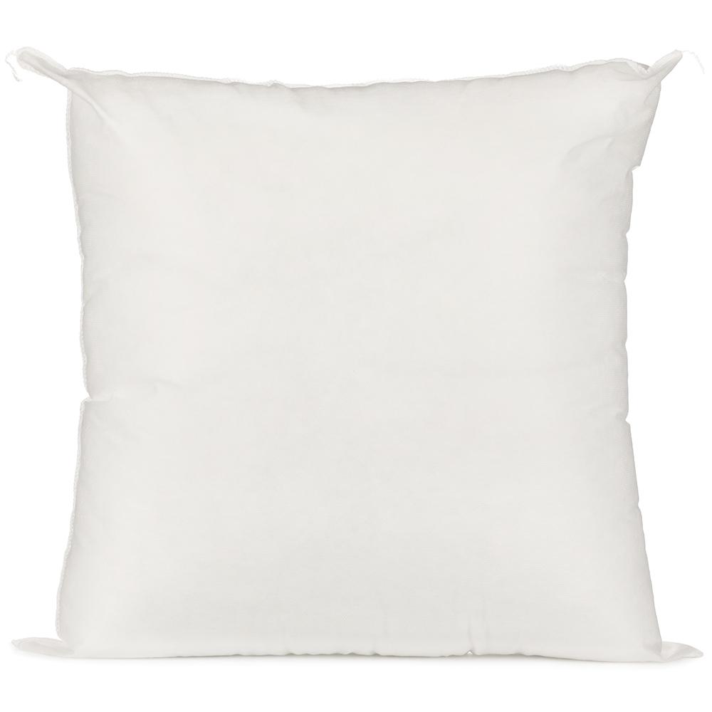 indoor outdoor square pillow insert 24 x 24