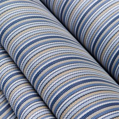 Recover Sling Patio Chairs Royal Alliant Chair Selecting Replacement Fabric Sailrite Phifertex Plus Delray Stripe Is A Great Choice For