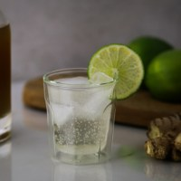 Homemade Ginger Ale Syrup