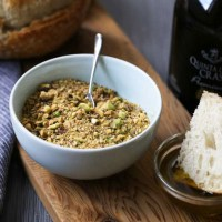 Pistachio Dukkah Egyptian Spice Mix