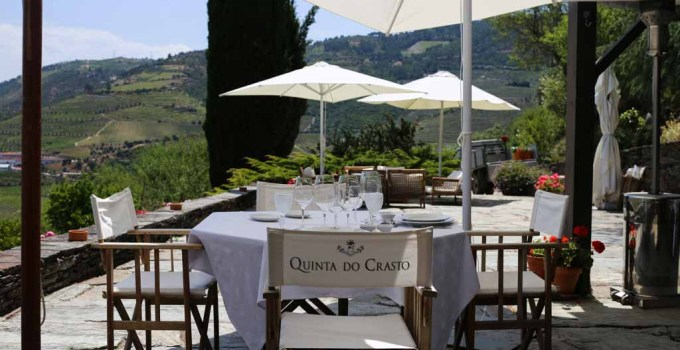 A Wine Lover's Dream in Portugal's Douro Valley