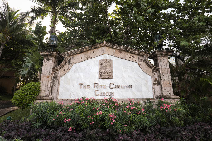The Ritz-Carlton Culinary Center Cancun
