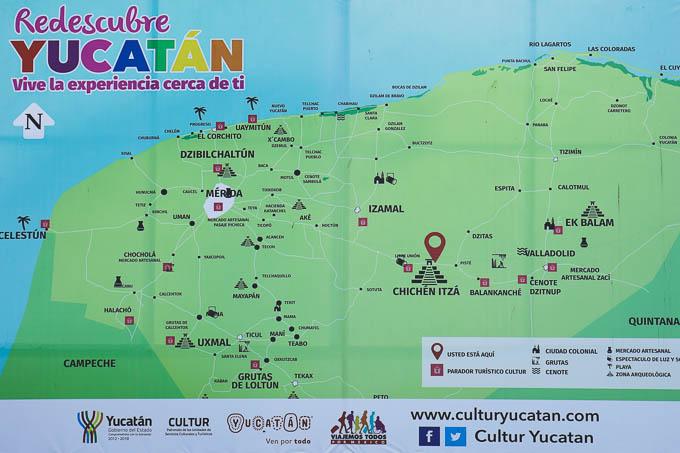 Chicen Itza Mayan Ruins Mexico