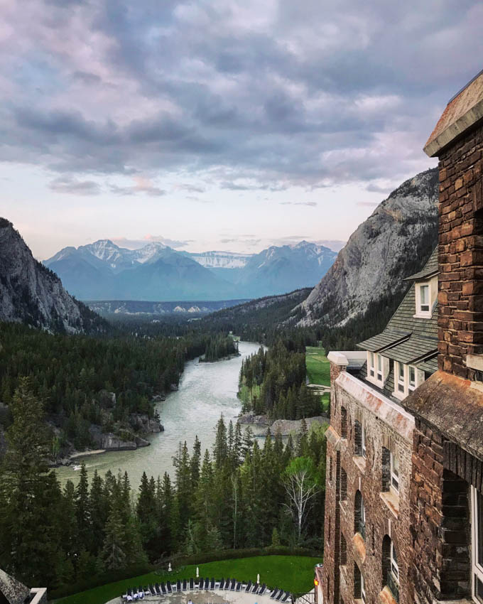 Banff and Lake Louise vegetarian and vegan guide
