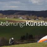 Strömungs-Künstler: Paragliding in Wuppertal