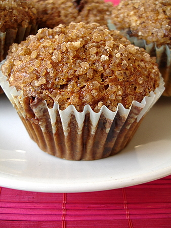 Banana Crumble Muffin