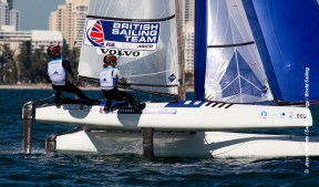 From 27 January to 3 February 2019, Miami will host sailors for the second round of the 2019 Hempel World Cup Series in Coconut Grove. More than 650 sailors from 60 nations will race across the 10 Olympic Events. ©JESUS RENEDO/SAILING ENERGY/WORLD SAILING 29 January, 2019.