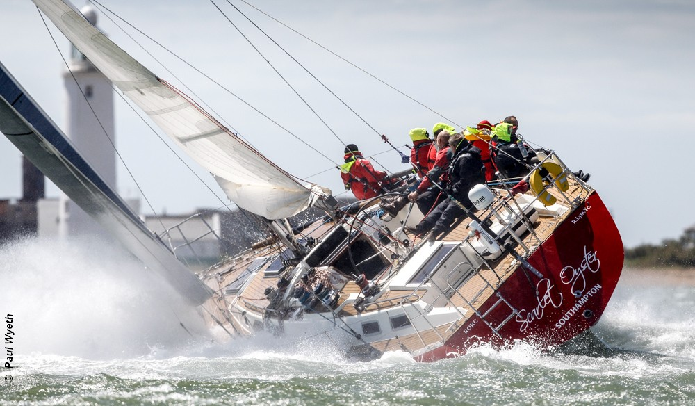 Scarlet Oyster wins RORC De Guingand Bowl