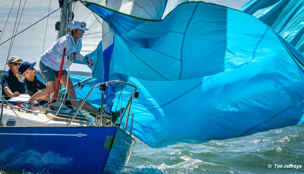 Cowes Classics Week opener on a Sparkling Solent