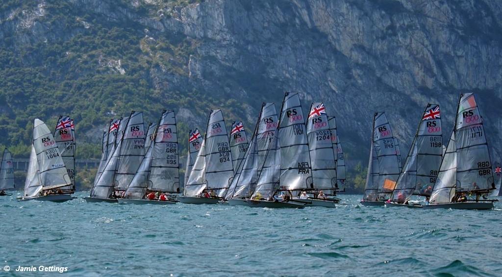 RS 400, 700 & 800 Lake Garda Championships – Day 3