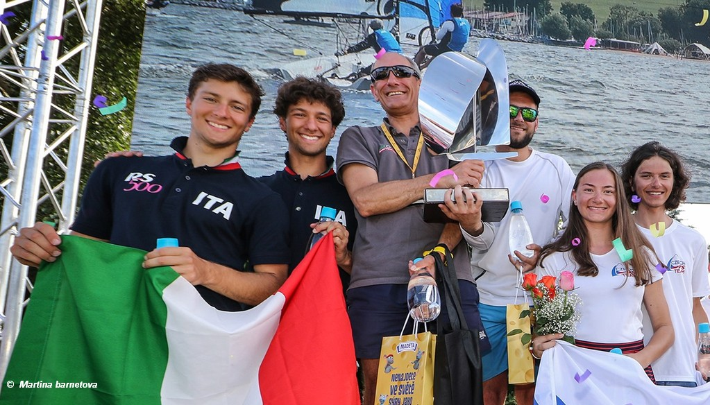 RS500 Worlds – 2019 Title for Peter and James Curtis of Britain